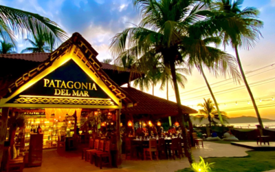 Patagonia del mar delivers delicious waterfront dining experience