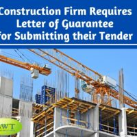 Do you require Letter of Guarantee to acquire worthy construction contracts? Contact us today! Bronz