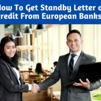 SBLC Process – Get SBLC MT760 from European Banks