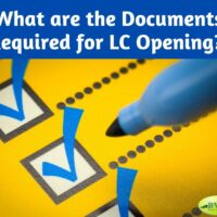 Documents Required for LC Opening