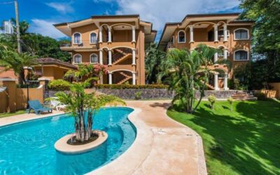Tamarindo condos are a safe secure investment for your vacation or retirement.